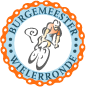 Logo Burgemeestersfietsdag